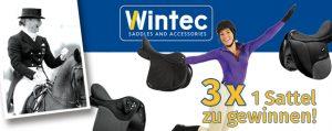 Banner Waldhausen Gewinnspiel Wintec Sättel
