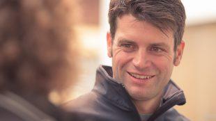 Pferdetierarzt Michael Oberthür