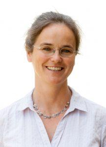 Porträt Dr. Konstanze Krüger, Biologin und Professorin für Verhaltensforschung an der Hochschule für Wirtschaft und Umwelt Nürtingen.