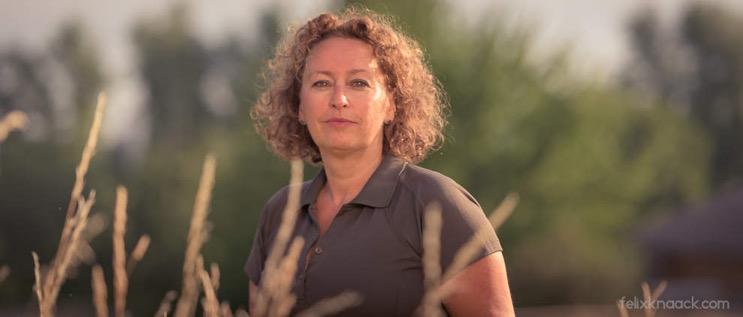 FREUNDPFERD-Bloggerin Christine Felsinger ist Journalistin und Biologin.