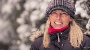 Pferdevilla-Chefin Sonja Schmid kümmert sich um das tägliche Wohlbefinden der Pferde.