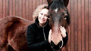 70 Jahre FREUNDPFERD.de: Christine Felsinger (50) und Maya (20)