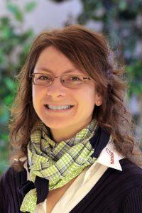 Manuela Muth ist Agrar-Ingenieurin und Produktmanagerin beim Futterhersteller Marstall. Foto: Marstall Premium-Pferdefutter