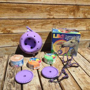 Test-Kit: So sieht eines der Likit-Toys aus, das wir im Blog diesen Sommer ausprobieren.